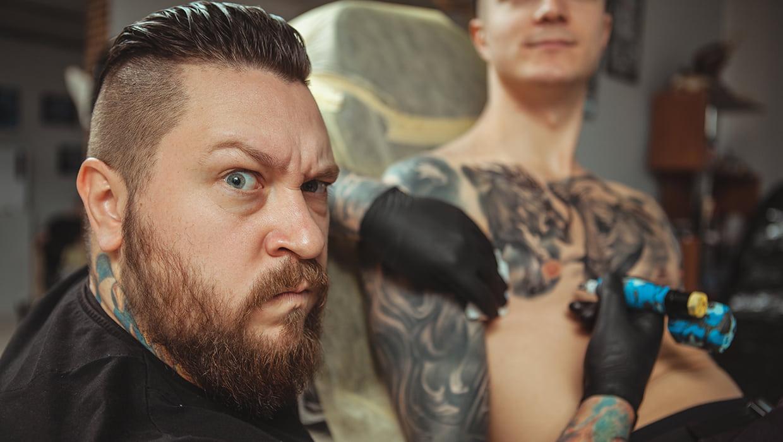Como fazer tatuagem