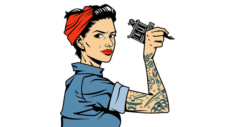 Tatuagem para Iniciantes
